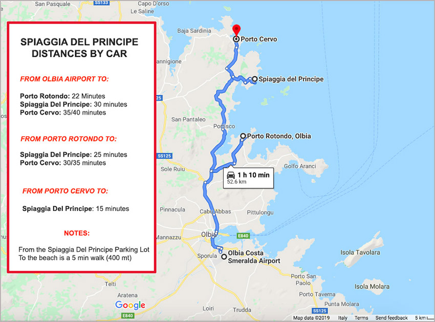MAP-HOW-TO-GET-TO-COSTA-SMERALDA-BEACHES-SPIAGGIA-DEL-PRINCIPE-BY-CAR
