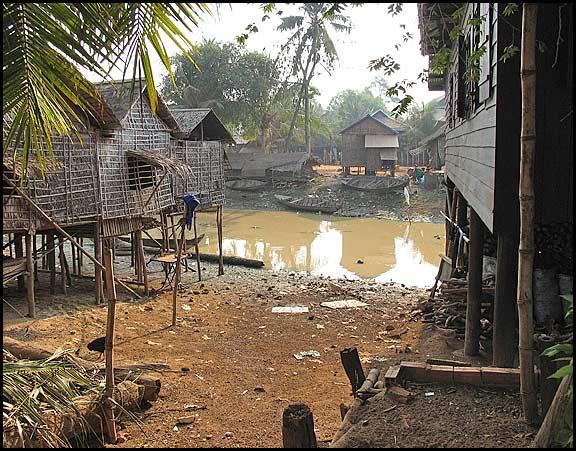 cambodia-village