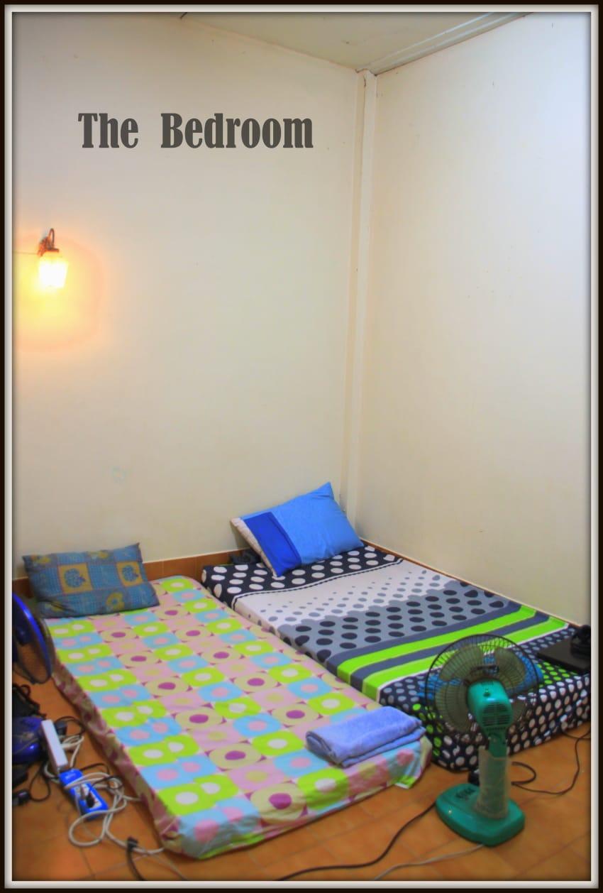 1 the bedroom
