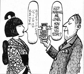 Translator travel job opportunities