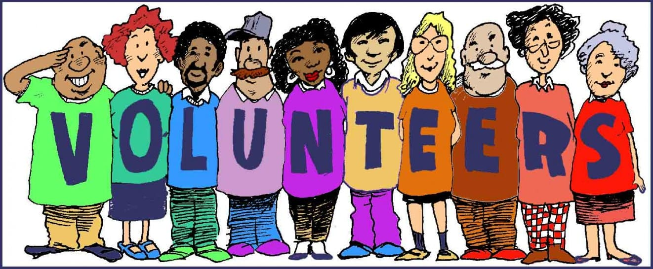 Volunteers and Charity work travel job opportunities