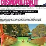 cosmopolitan website Clelia Mattana keep calm and travel