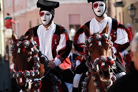 traditional sardinia festivals