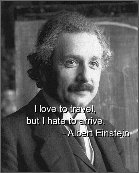 Alber Einstein wise quotes