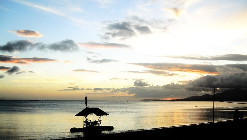 pandan beach resort antique
