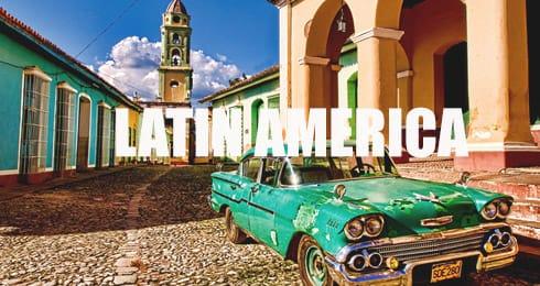LATIN-AMERICA-CUBA-CENTRAL-AMERICA