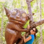 AT-THE-ENTRANCE-OF-THE-PARK-TO-SEE-THE-TARSIERS