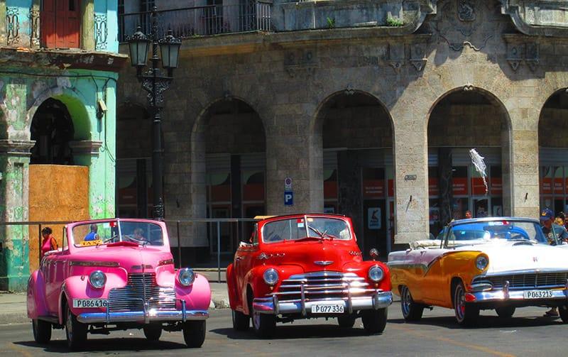 cuba-colorful-vintage-cars