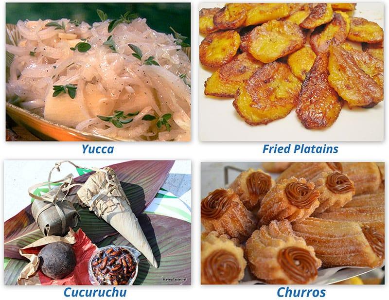 cuba-street-food-churros-fried-platains-yucca-cucuruchu