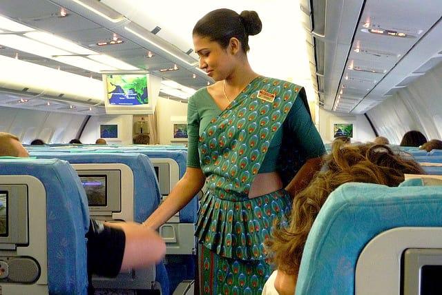 sri lanka airlines uniform