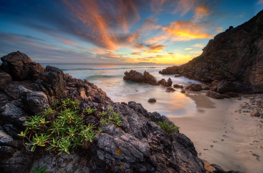 kogel-bay-sunset-cape-town-south-africa