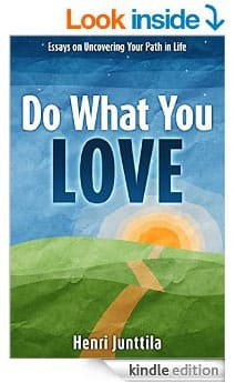 DO WHAT YOU LOVE - INSPIRATIONAL-BOOK