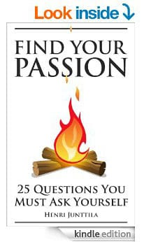 FIND YOUR PASSIONS BOOK