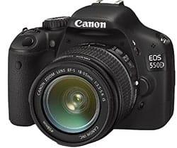 canon eos 550 picture