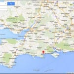 Sandbanks-beach-map