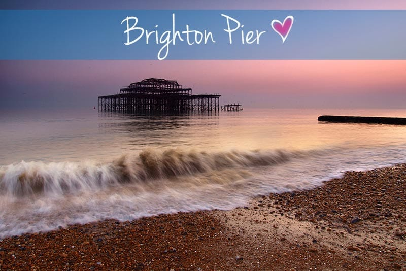 brighton-pier-at-sunset-best-places-to-see-in-south-england-uk