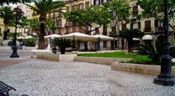 Piazza_Yenne_cagliari_sardinia_Holidays