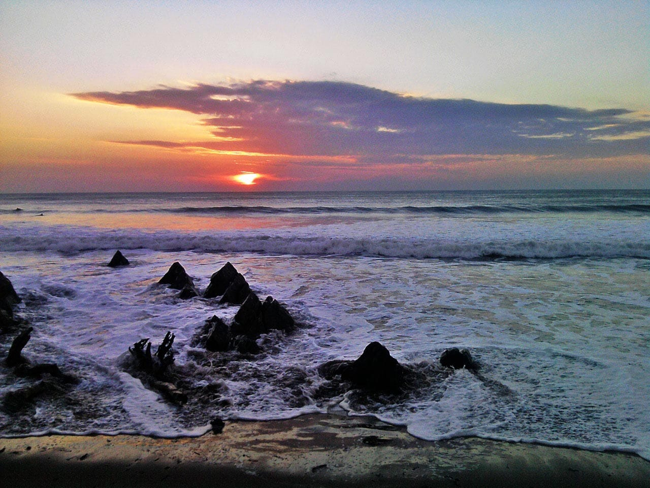 Woolacombe beach-image credits Amy Paternoster