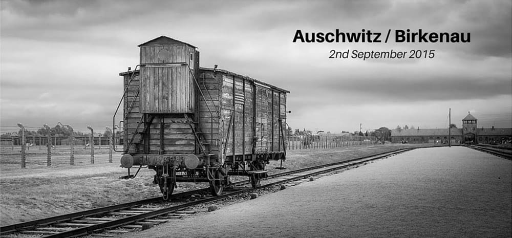 Auschwitz Birkenau Con Titolo Keep Calm And Travel