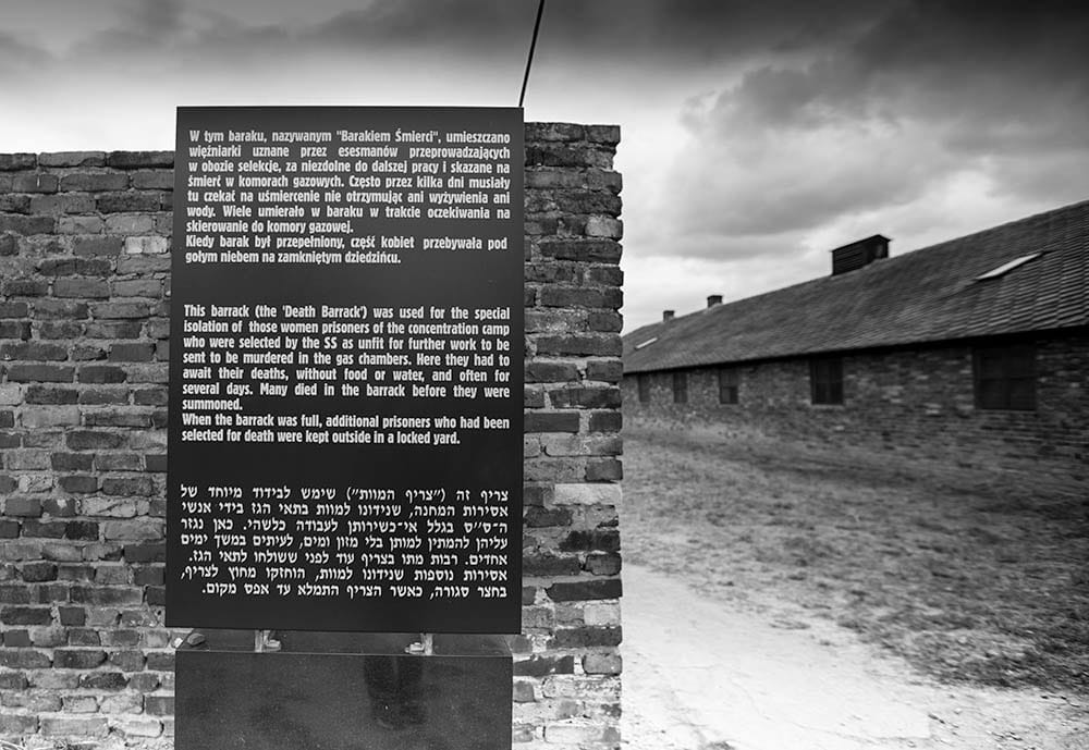 visit_Auschwitz_Birkenau_concentration_camps_holocaust_images_barrack_25_death_barrack_in_birkenau_jewish_extermination_genocide