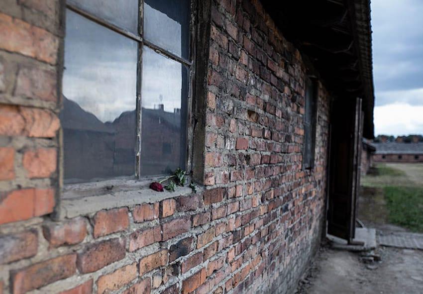 visit_Auschwitz_Birkenau_concentration_camps_holocaust_images_barracks_in_birkenau