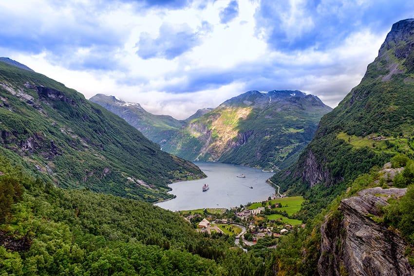 Geirangerfjord_norwegian_cruise