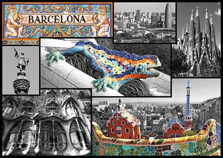 barcelona_collage_keep_calm_and_travel