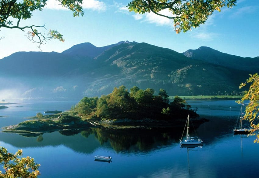 BishopsBayLochLevenScotland_best_uk-road-trips