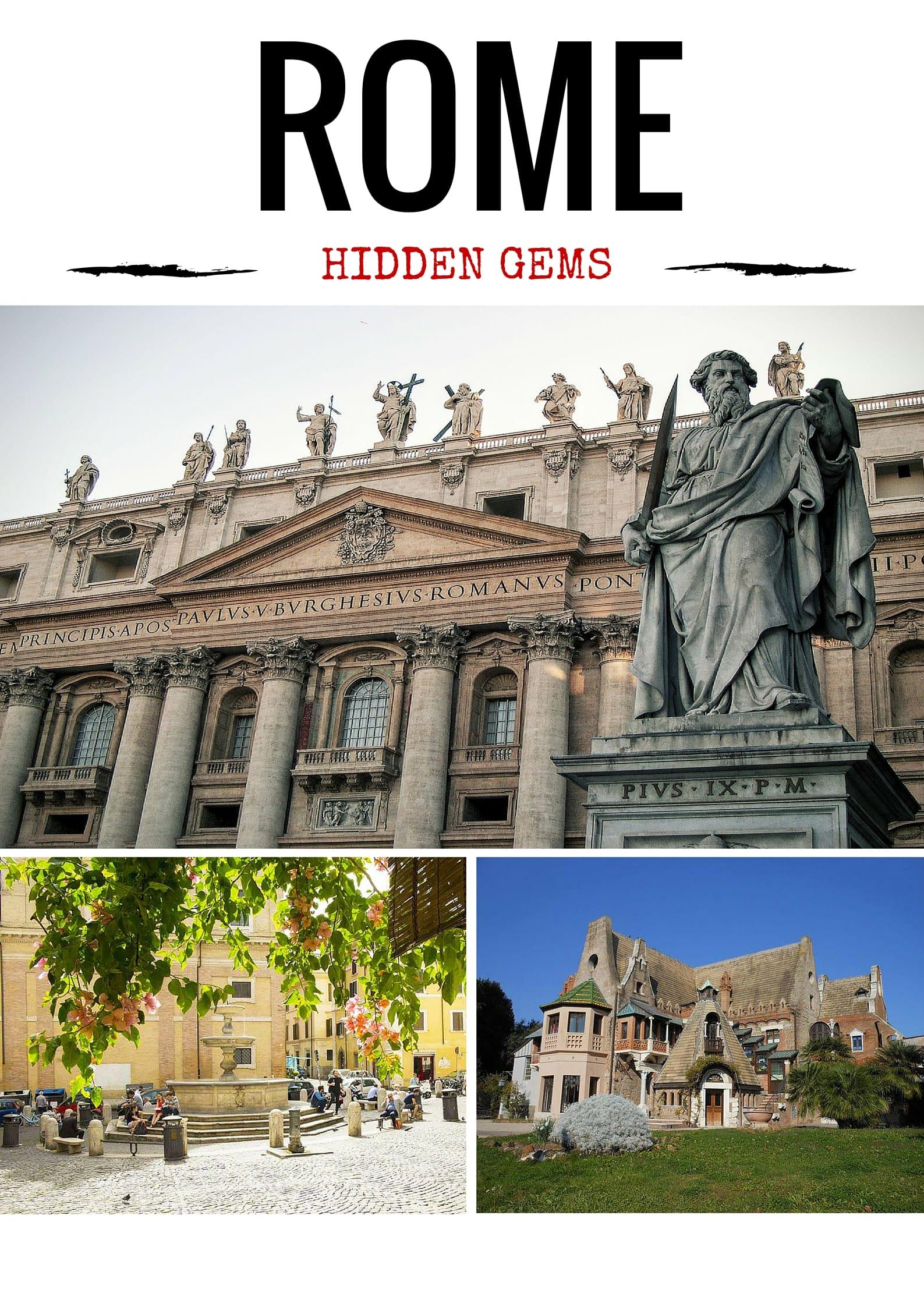 ROME PINTEREST