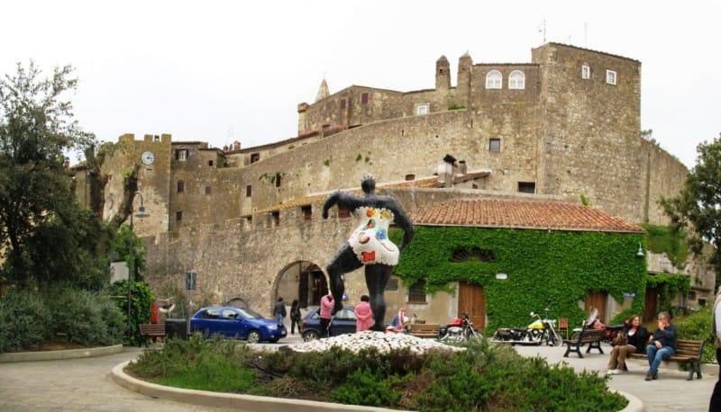 Capalbio_Castel_Maremma_Toscana_Tuscany_Italy