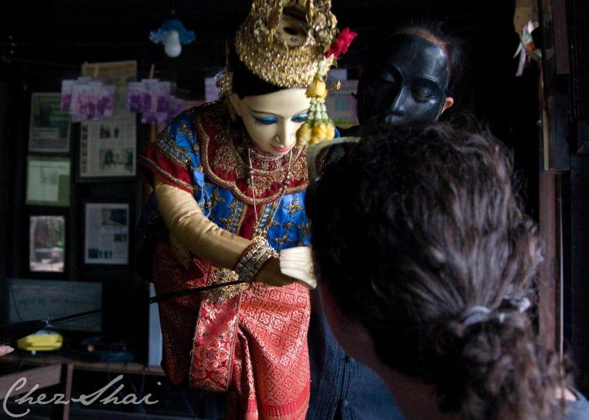 Puppets thailand bangkok photography