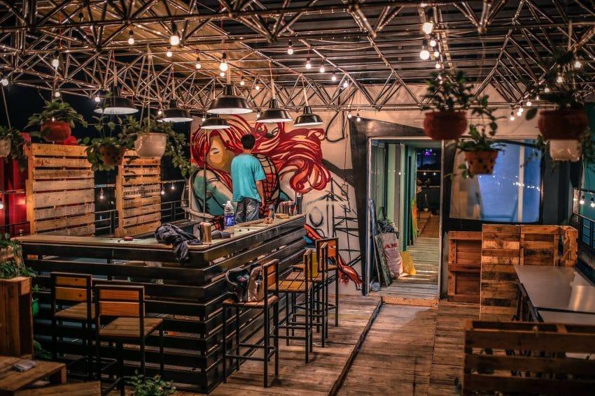 mary Janes's bar Vietnam