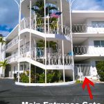 Dexters-apartment-Miami-main-entrance-gate