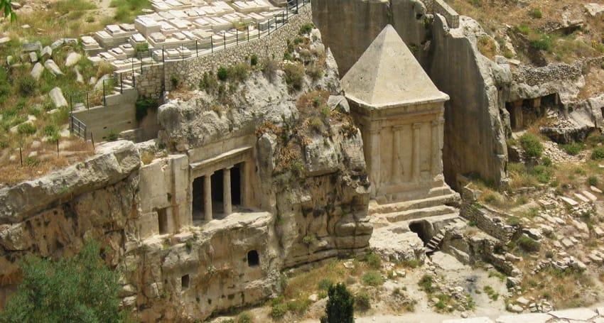 Kidron_tombs_Jerusalem-israel
