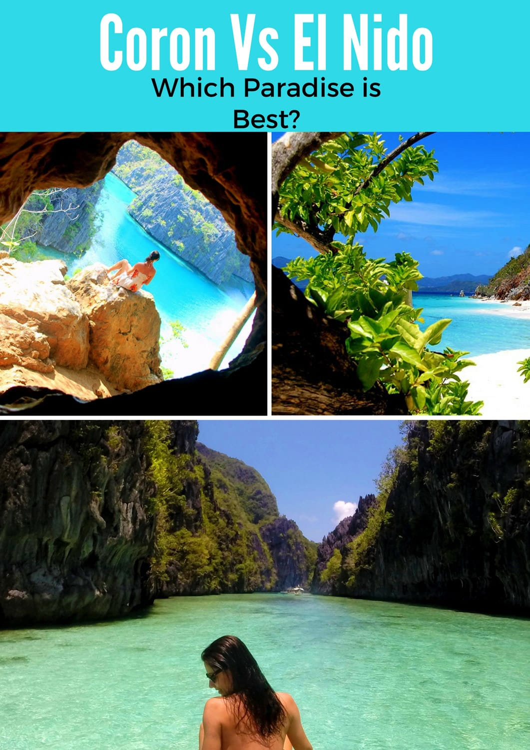 Coron_El-Nido_Philippines_palawan_comparison_Pinterest_keep-calm-and-travel_Clelia-Mattana