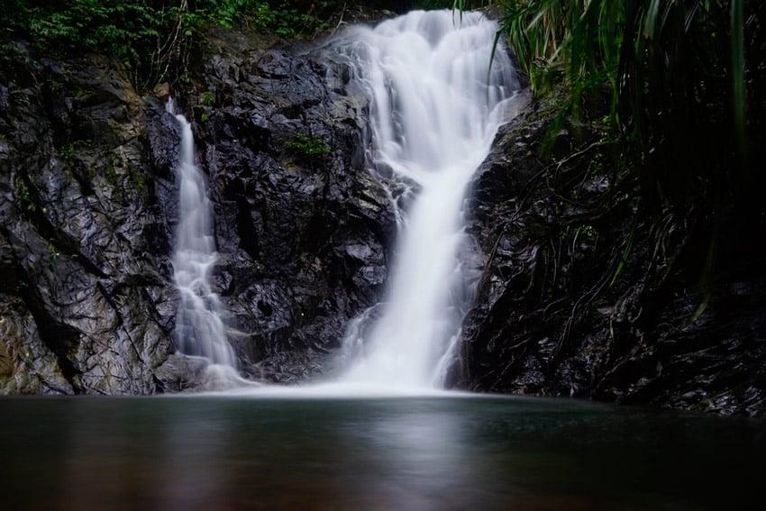 Kalit_waterfall_El-Nido_Palawan_philippines