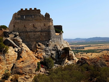 ITALY-SARDINIA-BEST-THINGS-TO-DO-AND-ACTIVITIES-SOUTH-SARDINIA-SILIQUA-CASTEL-PANORAMIC-VIEW