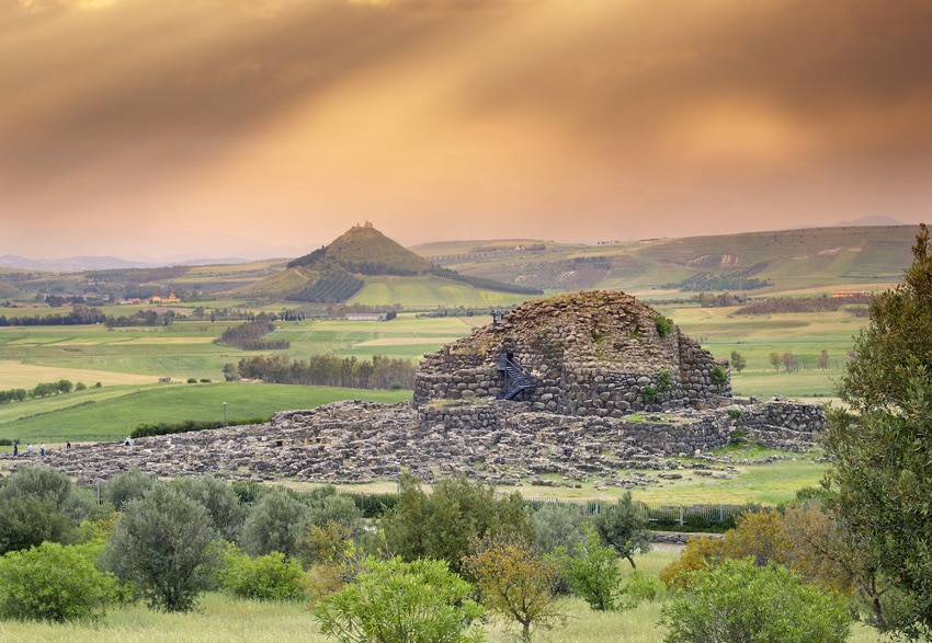 Sardinia-things-to-do-hotels-NURAGHE-BARUMINI