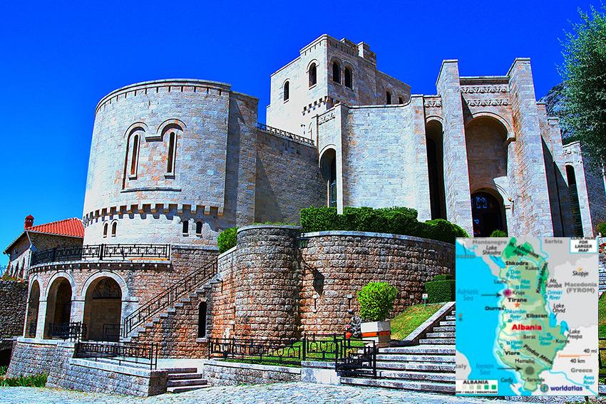 Kruje_albania_map_albania_turism_Muzeum_Skanderbega_Castle_things_to_do_in_albania_what_to_see_in_albania