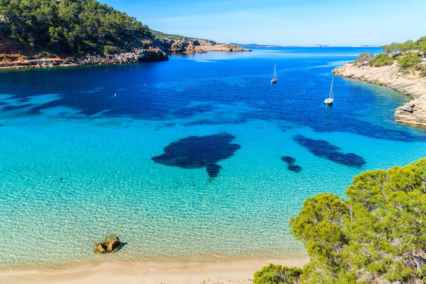 ibiza-best-beaches-Cala-Salada-Ibiza-island-Spain-baleares