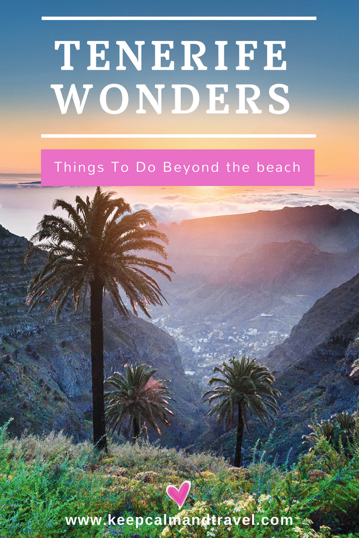 Tenerife, in the beautiful Canary Islands, Spain, is well known for its fabulous beaches but not many people know what other JAW DROPPING (seriously!) activities and things to do there are so...check them out and I promise you that you will want to jump on a plane right now! #tenerife #spain #vacation #traveltips tenerife-SPAIN-THINGS-TO-DO-BEYOND-THE-BEACH-HIKING-NATURE-WATERPARK spain-tenerife-canary-islands-things-to-do-beyond-the-beach
