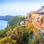 Castel-Gandolfo-Albano-Laziale-Via-dei-laghi-cose da fare-a-Roma-e-dintorni-Italia-Road-Trip