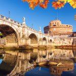 ITALIA-ROAD-TRIP-Castel-Sant-Angelo-ponte-sul-fiume-Tevere-Roma