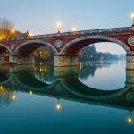 Italia-ROAD-TRIP-Torino-ponte-Isabella-e-fiume-po