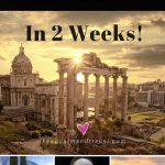 L'Italia è il mio paese e mi piace a pezzi! Scopri il miglior itinerario per un viaggio su strada da Roma al lago di Como! Italia-in-due settimane-itinerario-Road-Trip-il-MEGLIO-da-vedere-e-fare-in-Italia