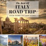 ITALY ROAD TRIP: Two Weeks Italian Itinerary By a Local!