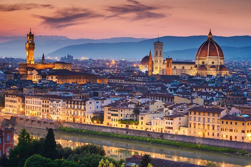 italy-road-trip-itinerary-florence-tuscany-Cathedral-of-Santa-Maria-del-Fiore-(Duomo)-Florence-Italy