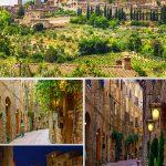 Italia-strada-viaggio-Toscana-San-Gimignano-