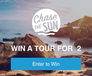 chase the sun contest