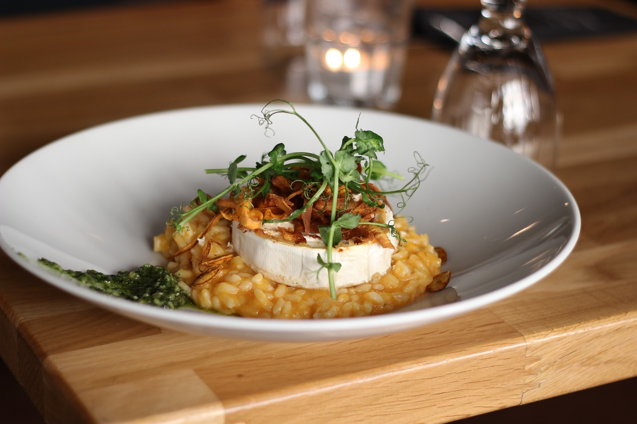 Best european Dishes- Risotto all'Italiana